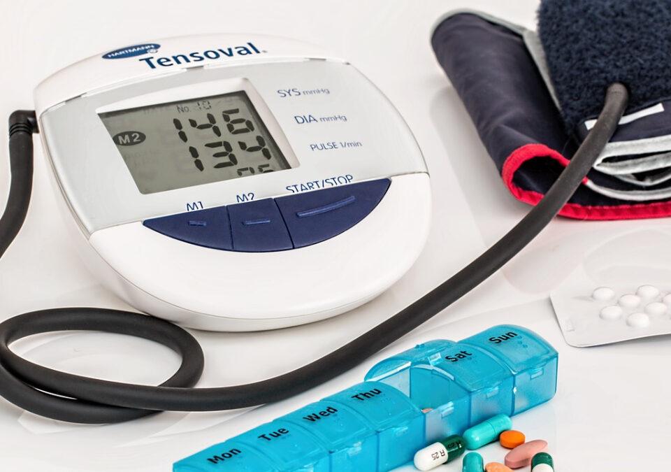 Què es la hipertensió arterial