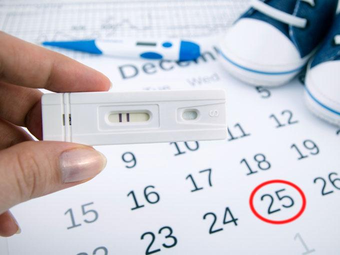 Test de ovulación funcionamiento.