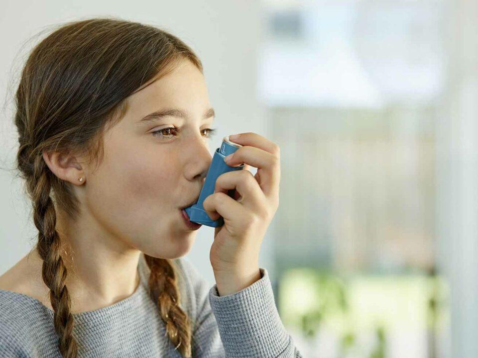 Tratamiento asma infantil